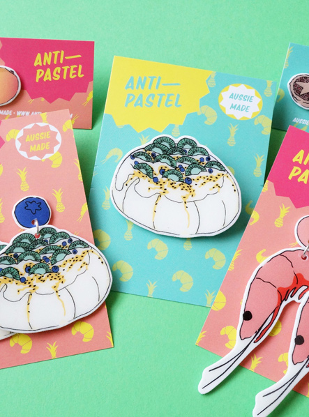 Five Questions with ANTIPASTEL