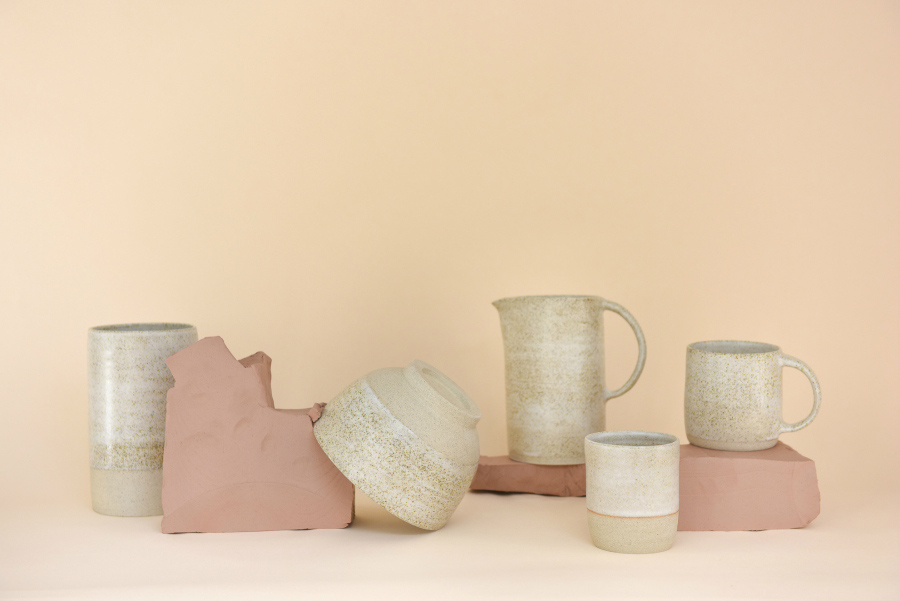 Salad Days Ceramics handmade by Lucy Leong