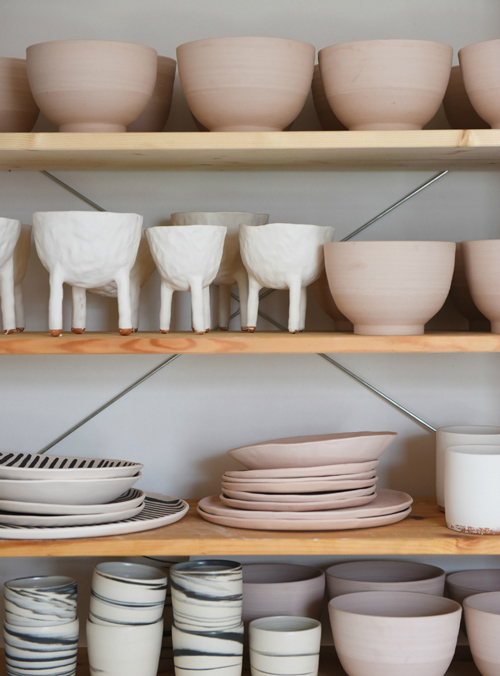 Five Questions With Salad Days Ceramics