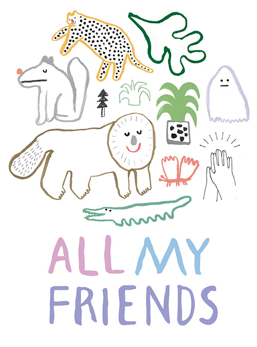 Featured Shop:  All My Friends Pop Up
