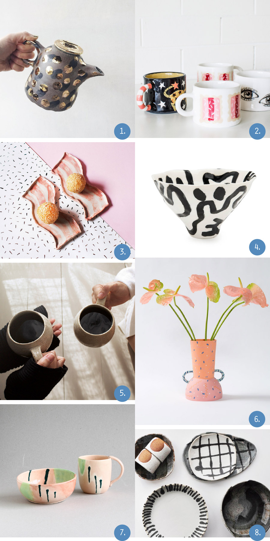 The Finders Keepers AW17 Melbourne Market Gift Guide Highlights Part 1