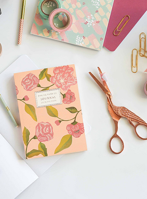 Five Questions With Darling Paper Co.