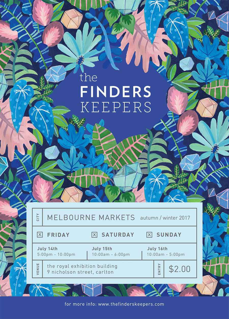 The-Finders-Keepers-Featured-Artist-Togetherness_design_flyer