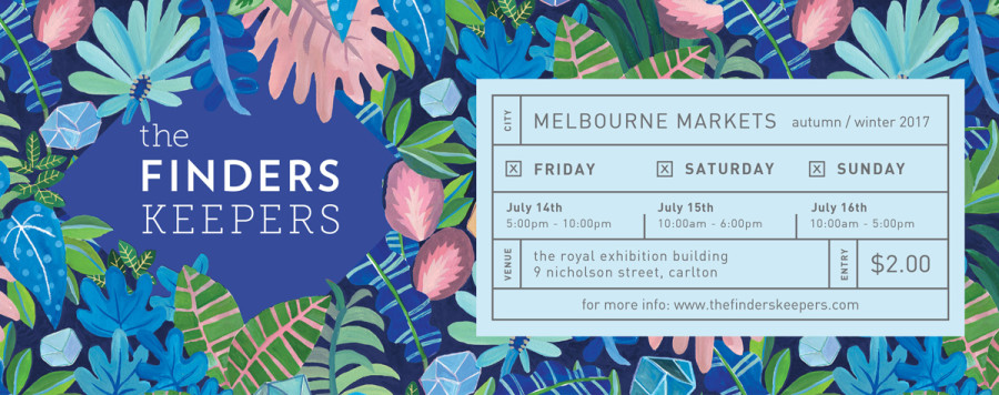 Finders-Keepers-AW17-Melbourne-Poster-Togetherness-Design-1