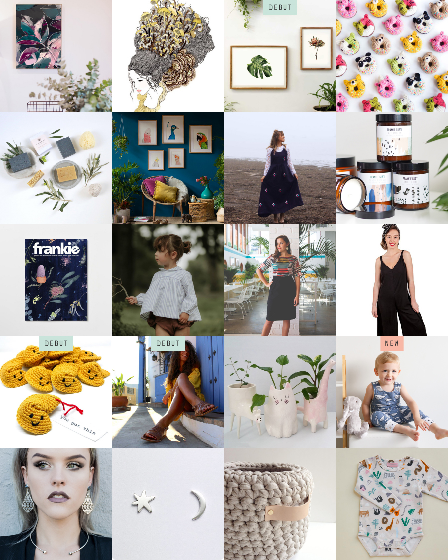 Melbourne SS17 Finders Keepers Market Lineup AK