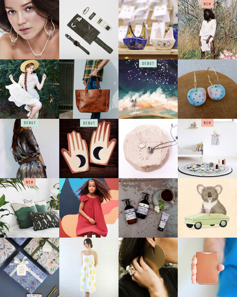 Brisbane SS17 Finders Keepers Market Lineup