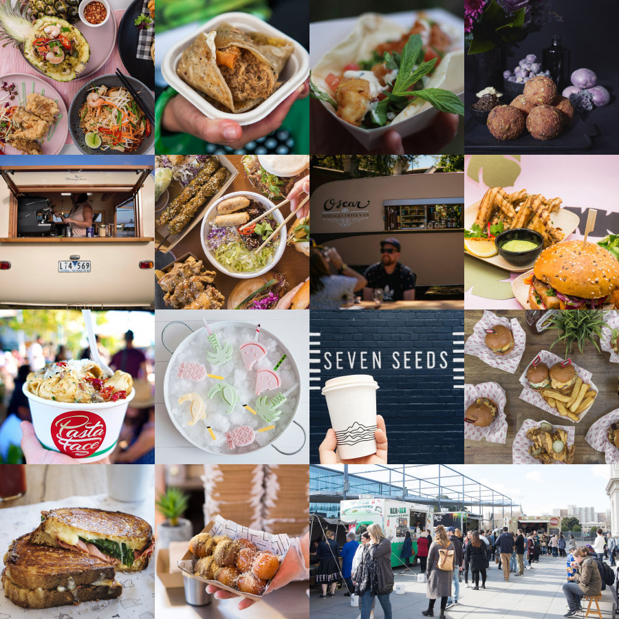 melbourne SS17 finders keepers food line up