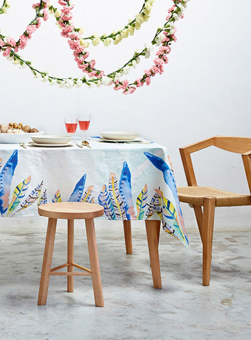 Feature Product: Table Cloths by Charlie & Fenton