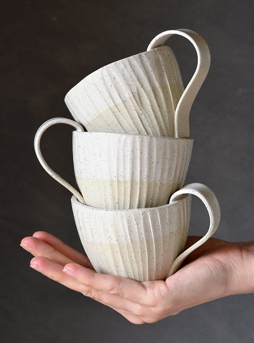 Five Questions With Kim Wallace Ceramics