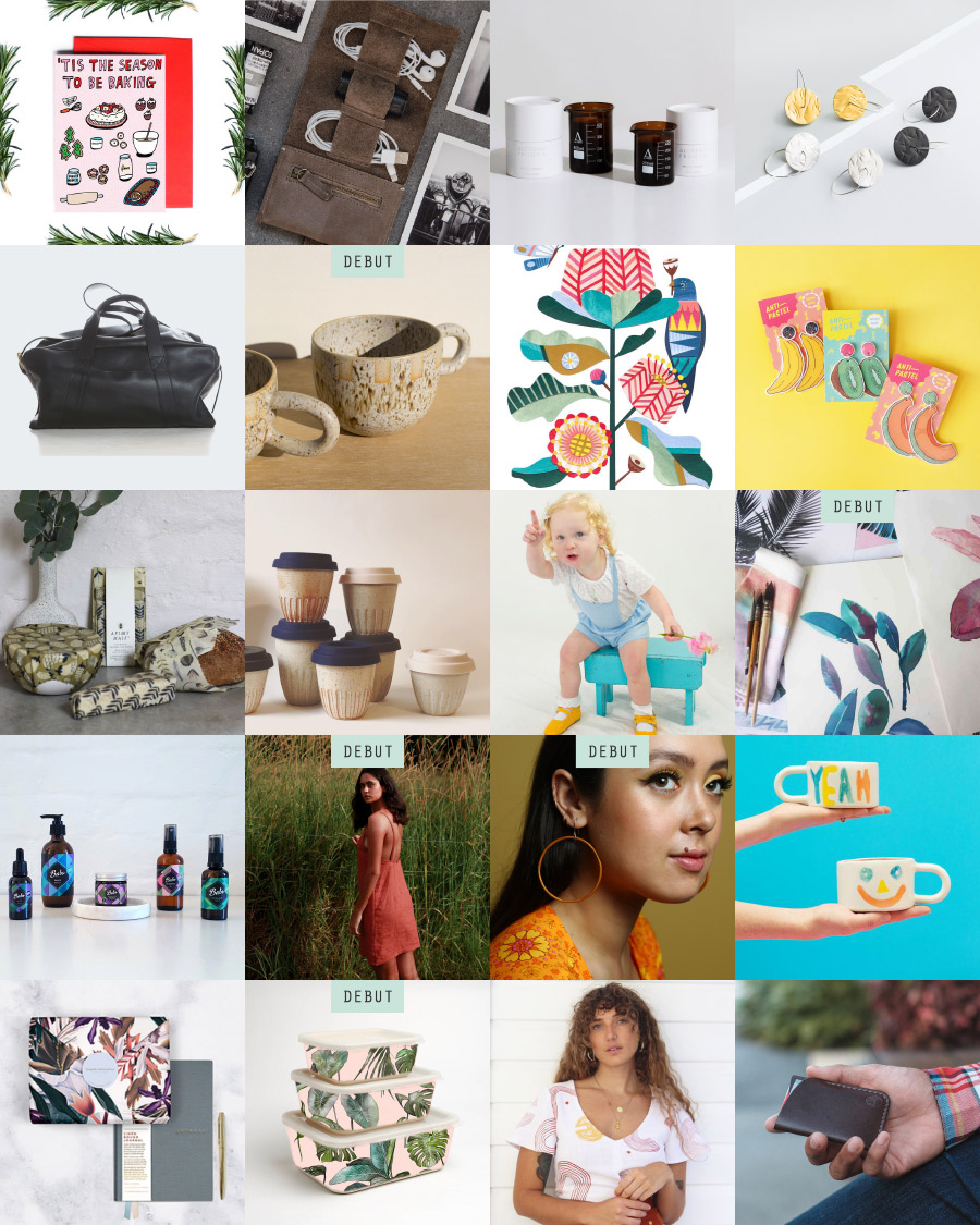 Finders Keepers Sydney Spring Summer market lineup