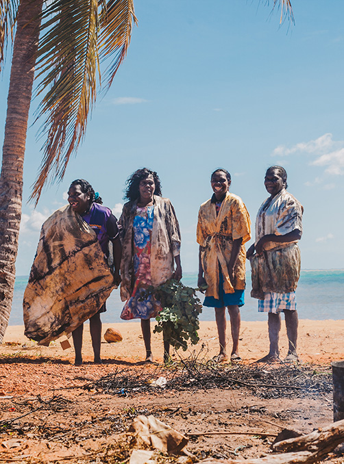 Brisbane SS18 Indigenous Program – Anindilyakwa Arts