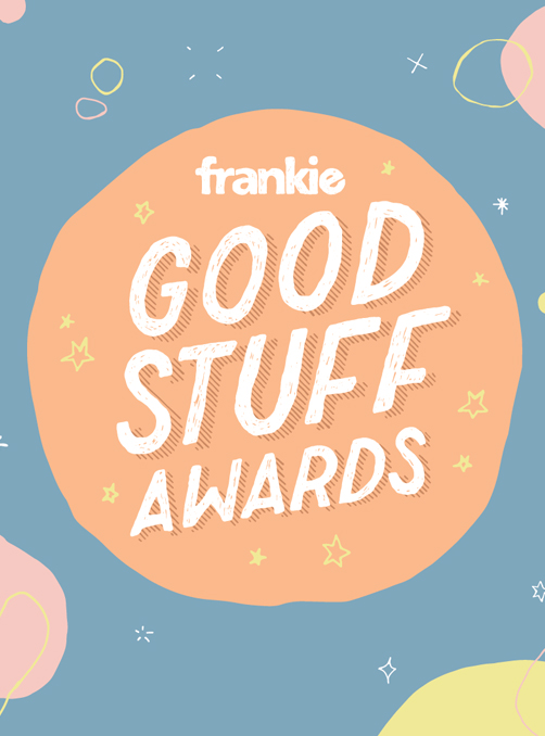 frankie's Good Stuff Awards Are Here!