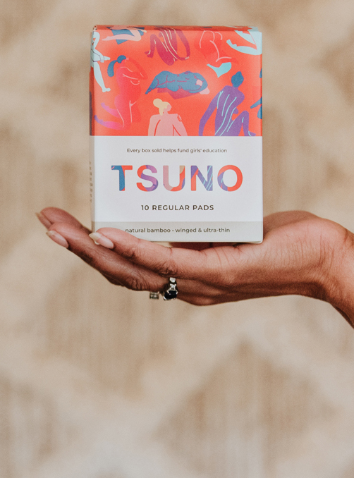 Five Questions With Tsuno