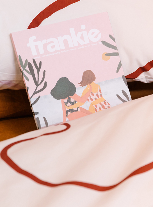 Don't miss frankie's special magazine offer and #frankieinthewild!