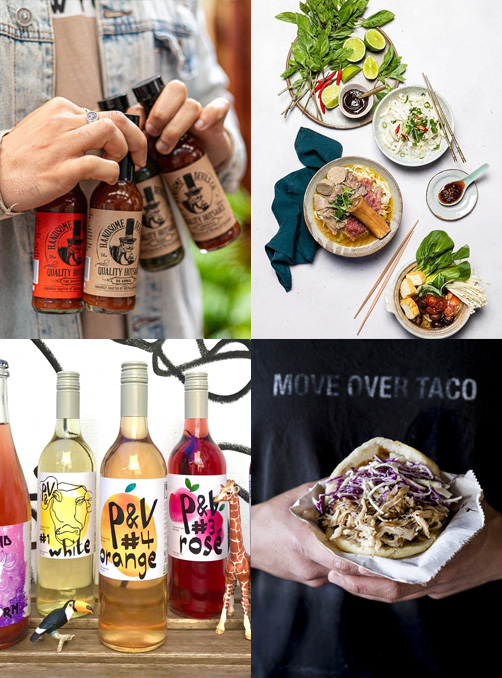 Sydney SS19 Market: Food and Drink Line-up!