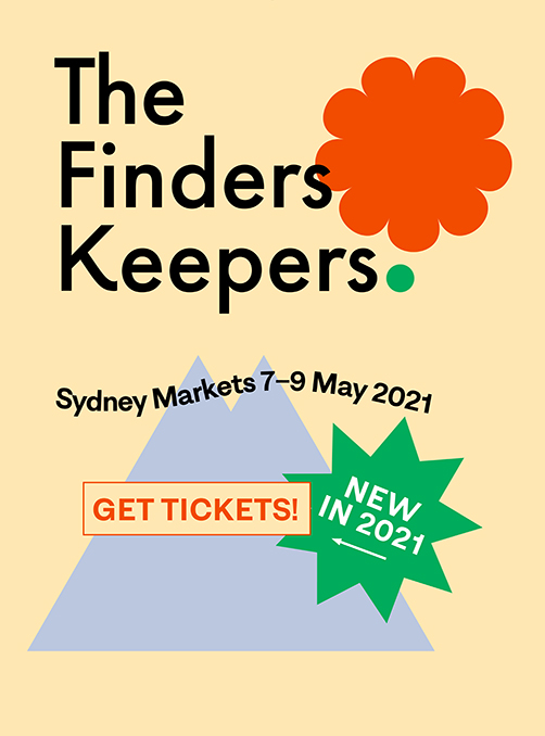 Finders Keepers Sydney AW21 Market On This Weekend!