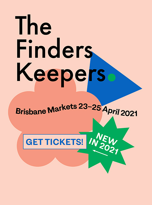 Finders Keepers Brissie AW21 Market On This Week!