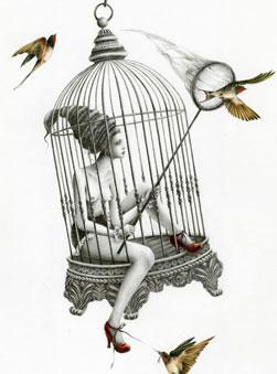 Featured Artist: Courtney Brims
