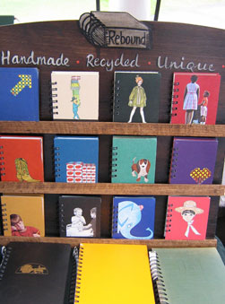 Featured Designer: Rebound Books